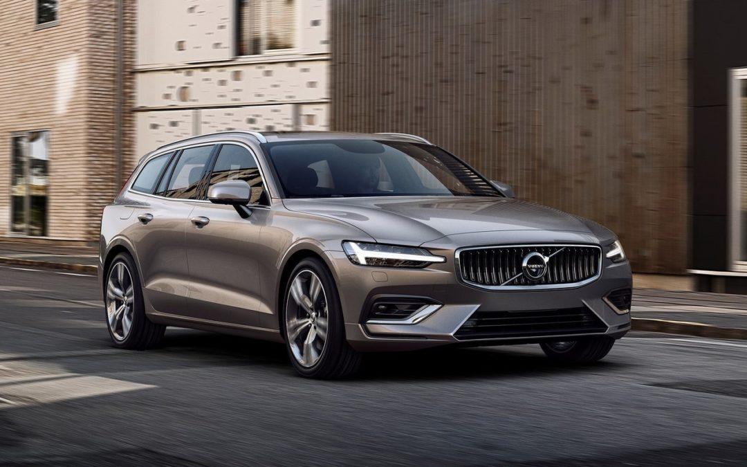 Itt a Volvo V60! Jó az irány?